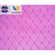 Small point print knitting fabric for girl sexy clothesLike