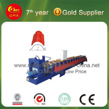 Metal Roof Ridge Forming Machine