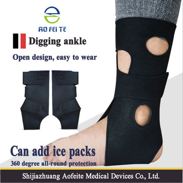 Ankle Stabilizer Dengan Ice Pack