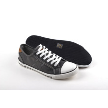 Men Shoes Leisure Comfort Men Canvas Shoes Snc-0215034