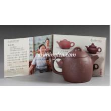 Qin Quan à la main Yixing Bonsai Pot