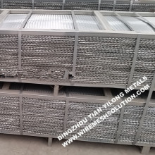 Building Materials Galvanized Expanded Metal Rib Lath