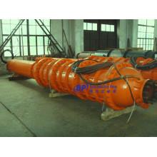 Bomba de motor sumergible para minería