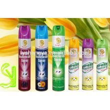 aerosol de insecticida en aerosol hogar heathy de linyi