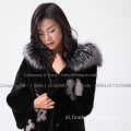 Reversible Women Mink Coat