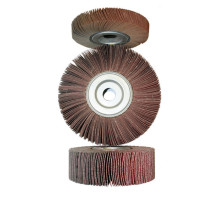 Impeller Sandpaper Grinding Flap Wheel