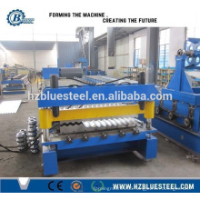 High Quality Aluminium Corrugated Roofing Sheet Forming Making Machine For Nigeria
