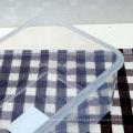 Malasia bloqueo fácil plástico bpa libre recipientes con tapa sellada