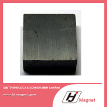 Hot Sales Customized Permanent Block Y35 Ferrite Magnet