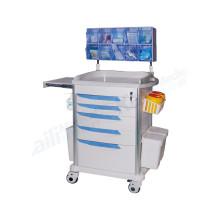 ABS Medical Treatment Trolley Krankenhaus