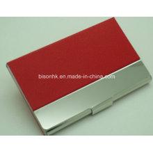 Titular de cartão de visita de design de luxo titular de visita, cartão