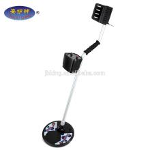 Operação fácil Detector de metais para detecção de solo