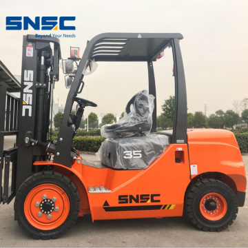 SNSC 3.5Tons Container Forklift FD35