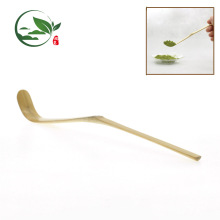 Großhandel handgefertigte goldene Bambus Material Tee Scoop
