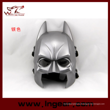 Taktische Batman Halloween Maske Party Maske Cosplay Maske für Wargame