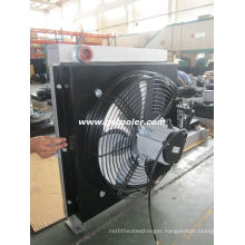 Large Oil Flow Oil Heat Exchanger for Hydraulic Oil Cooling
