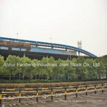 Pipe Conveyor / Dg Typ Pipe Belt Conveyor / Conveyor Lieferant