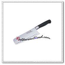 U392 7 '' mango de plástico forjado cuchillo de chef chino