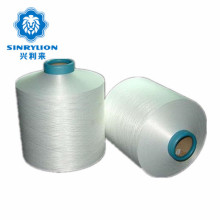 Recycled DTY 480 denier 100%pet polyester textured 300/96 weft thread normal yarn with GRS certification
