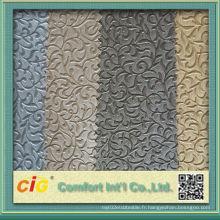 Toile de table en PVC PVC en cuir décoratif