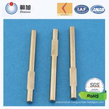 China Fábrica Menor Preço Não-Sandard 6mm Spline Shaft
