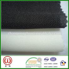 Tela tejida entretejida tejida de tela de alta calidad