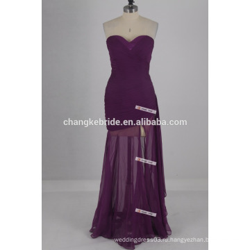 2017 новое Прибытие дизайн пола милая шифон дешевле платье невесты под 50