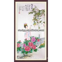 traditional chinese decorative handpainted painting