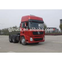 Camión tractor Shacman marca 6x4 para remolque de contenedores