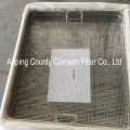 Stainless Steel Mesh Sheet Metal Punched Tray