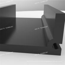 Perfil modificado para requisitos particulares de la barrera de calor de la fibra de vidrio del PA6.6 el 25%
