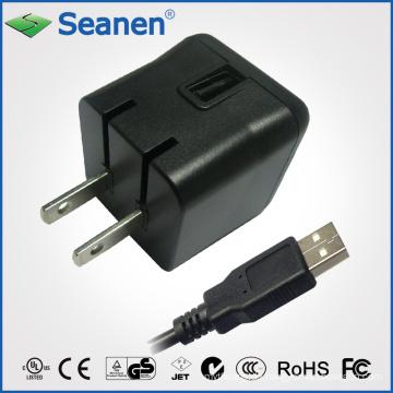 USB-Reiseladegerät für Tablet, Telefon, Mobilgeräte