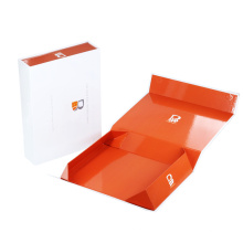 China clothing packaging manufacturer custom box for t shirts and hoodies