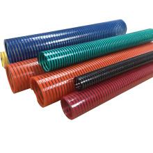 Tuyau d'aspiration hélicoïdal en PVC