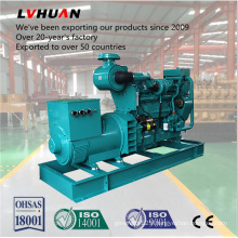 China Engine Generator with Engine Parts for Africa