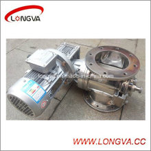 High Quality Stainless Steel Easy Clean Rotary Valve