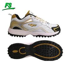 Cricket sports shoes, men cricket shoes,rubber outsole cricket shoes