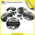 Imprimé pour imprimantes noires pour imprimantes noires et impression autocollante de haute qualité
