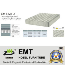 Hochwertiges Hotel Schlafzimmer Matratze (EMT-MTD)