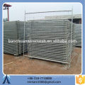 reasonable price Canada hot-dipped galvanized PVC coated welded temporary fence (manufacturer)