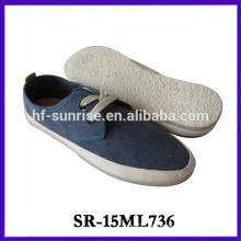 Flache neue Modell Schuhe Männer Männer Schuhe Bilder Porzellan Leinwand Schuhe