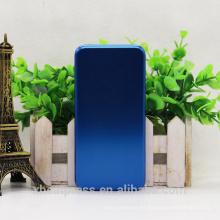 Alta tasa de transferencia de sublimación 3D caso del teléfono móvil