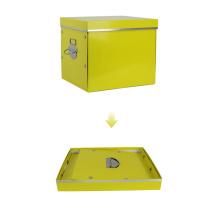 Складные контейнеры для хранения APEX Paper Cube с ручкой