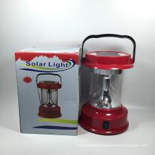 3W Outdoor Emergency Portable Solar LED Lantern