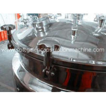 200L Gelatin Service Tanks / Stainless Steel Storage Tanks
