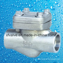 Forged Stainless Steel Welding Lift Check Valve