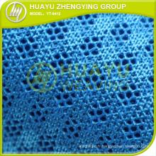 Couvercle de chaussure en tissu de motif de motifs floraux YT-9412