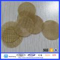 Многоразовые Латунь /Титан / Нержавеющая сталь проволочной сетки для экрана трубка для табака