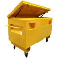 Wasserdichte Hochleistungsstahl-Jobsite-LKW-Werkzeugkasten Wasserdichte Schwerlaststahl-Jobsite-LKW-Werkzeugkasten