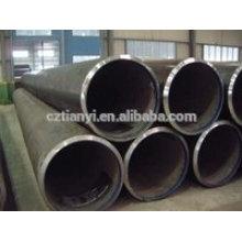 API tubo de acero sin costura